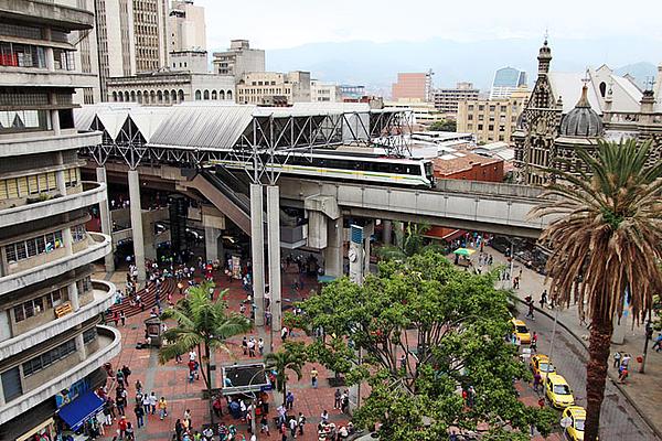 Estación Metro Parque Berrío cerrada hasta el próximo lunes